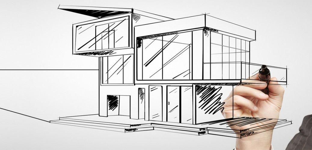 Architectural plan design services scp lymington hampshire for Architectural design services